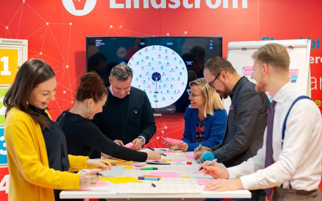 Lindström Lounge:倾听客户的想法
